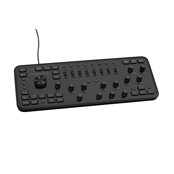 Picture of Loupedeck + Photo & Video Editing Console